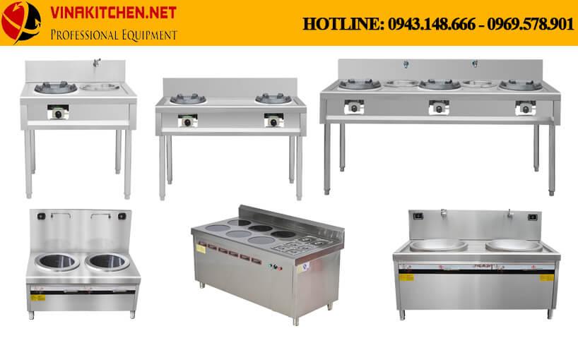 Cung cấp các loại bàn bếp inox công nghiệp giá rẻ toàn quốc