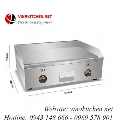 Bếp rán phẳng dùng gas VNK-FY-600R