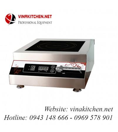 Bếp từ công nghiệp phẳng có hẹn giờ 3.5KW HZD-3.5KW-PCS