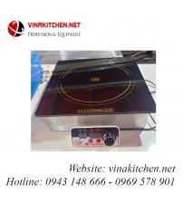 Bếp từ công nghiệp lắp âm vuông 3.5KW VNK-F3.5KW-XKPX
