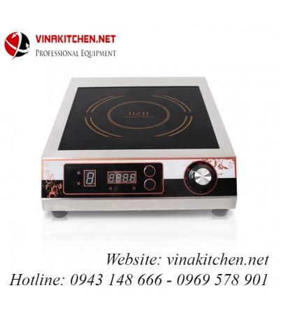 Bếp từ công nghiệp phẳng mỏng có hẹn giờ 5KW VNK-5KW-PA