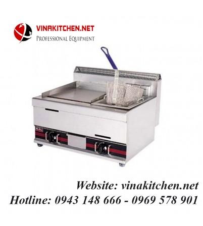 Bếp nướng - Bếp chiên nhúng Gas WYB-751