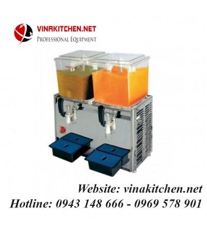 Máy làm mát nước hoa quả - máy làm lạnh nước trái cây 2 ngăn W2L-2T