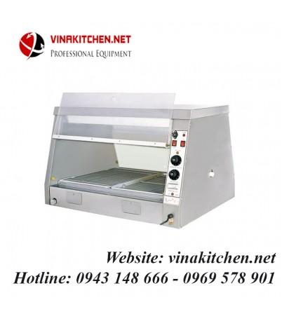 Tủ giữ nóng thức ăn đa năng - tủ hâm nóng thức ăn đa năng 2 khay WKT-960A